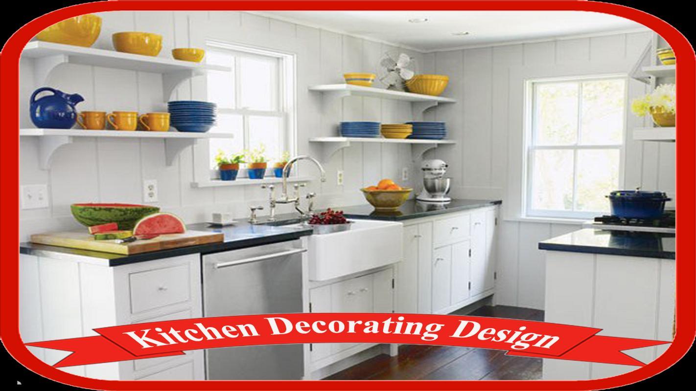 Idea de diseño de decoración de cocina casera pequ Descarga APK ...