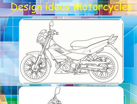 Modification Motorcycles poster