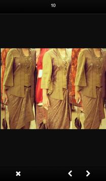 Design Kebaya Ideas Indonesia screenshot 6
