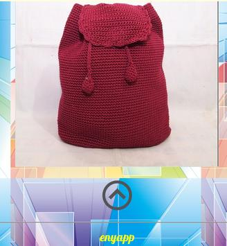 Design Knit Bag screenshot 3
