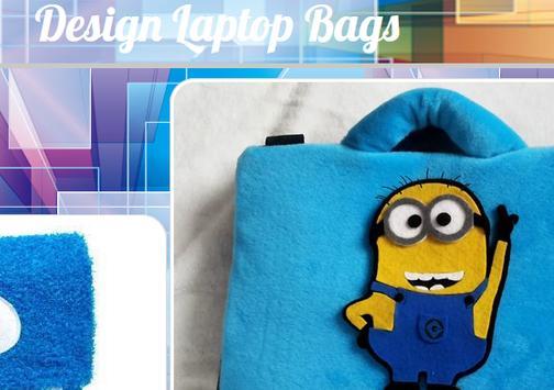 Design Laptop Bags apk screenshot
