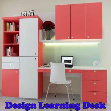 Design Learning Desk poster