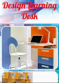 Design Learning Desk screenshot 1