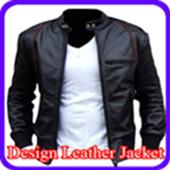 Design Leather Jacket icon