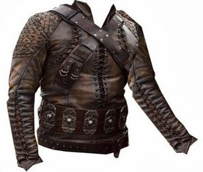 design leather jacket screenshot 4