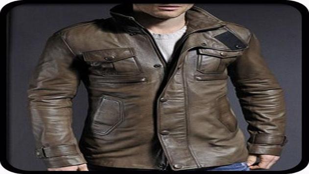 design leather jacket screenshot 7