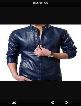 design leather jacket screenshot 1