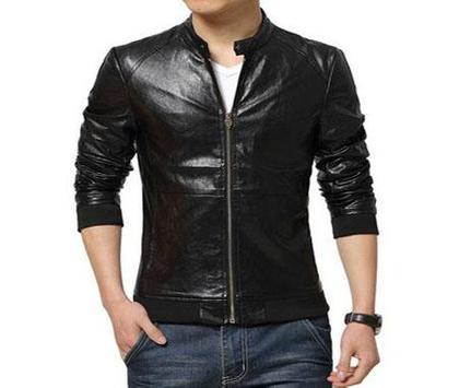 design leather jacket screenshot 2