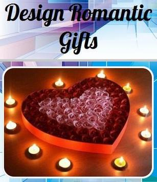 Design Romantic Gifts poster