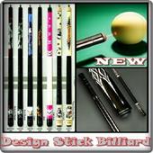 Design Stick Billiard icon