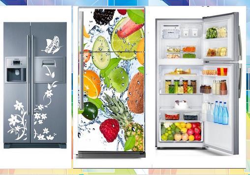 Design Sticker Refrigerator screenshot 2