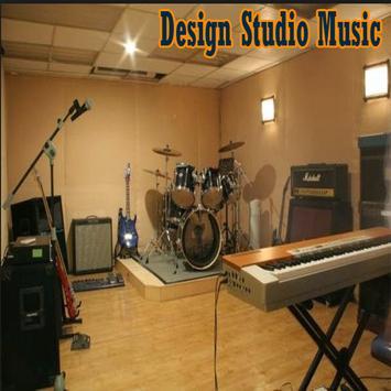 Design Studio Music poster