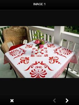 Design Tablecloth screenshot 1