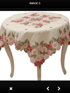 Design Tablecloth screenshot 21