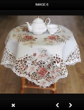Design Tablecloth screenshot 22