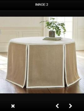Design Tablecloth screenshot 2
