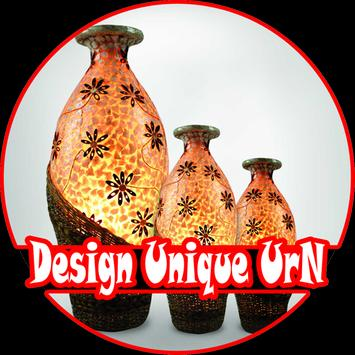 Design Unique Urn poster