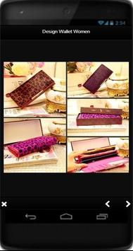 Design wallet Women apk screenshot