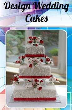 Design Wedding Cakes poster
