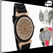 Design Woman Watches icon