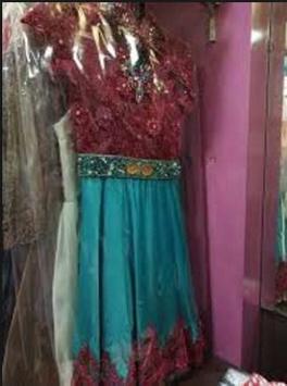 Women's Party Dress Design screenshot 5