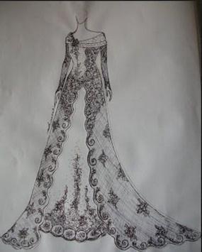 Women's Party Dress Design screenshot 7