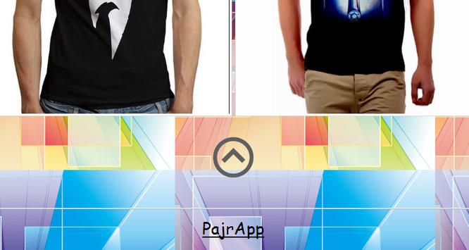 Design Your Shirt apk screenshot