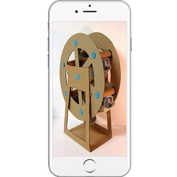 Design of Cardboard Craft screenshot 6