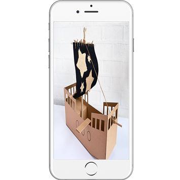 Design of Cardboard Craft screenshot 2