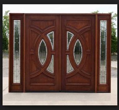 55 Gambar Bentuk Pintu Rumah Paling Bagus