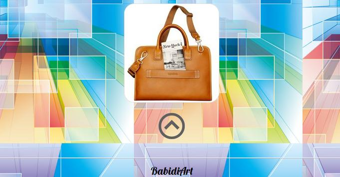 Design of Laptop Bags screenshot 2