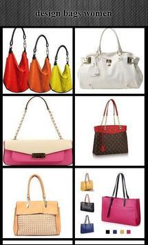 Design of Women Hand Bags poster