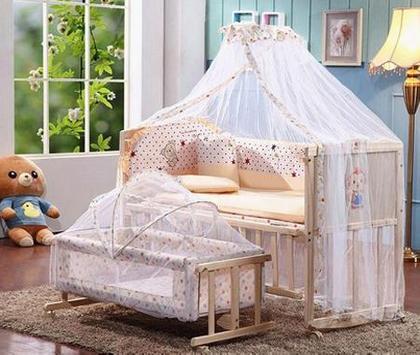 Design a Baby Bed screenshot 5