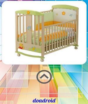 Design a Baby Bed screenshot 1