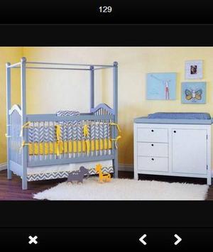 Design a Baby Bed screenshot 2