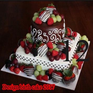 Ulayg Cake Design Year 2017 poster