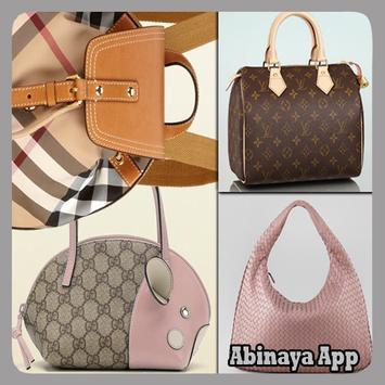 Designer Bags For Women poster