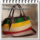 Designer Knitted Bags Womens icon