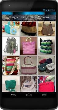 Designer Knitted Bags Womens apk screenshot
