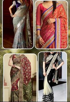Designer Sarees Collection apk screenshot