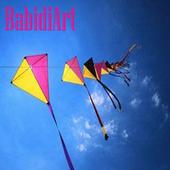 Design kites icon