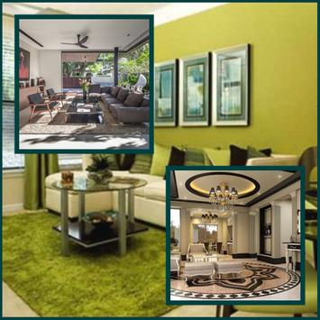 Design Living Room poster