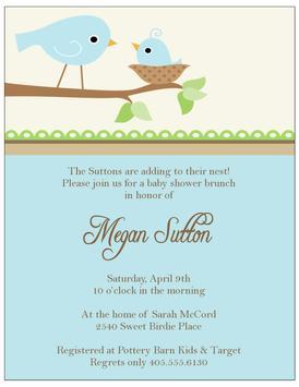 Baby Shower Invitation Card Design screenshot 2