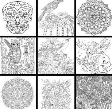 Diseño de libros para colorear adultos Descarga APK - Gratis Arte y ...