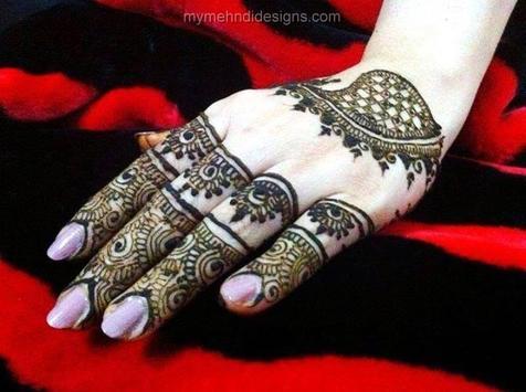 Finger Mehndi Design : Finger mehndi designs apk download free art & design app for