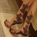 Foot/Feet Mehndi Designs