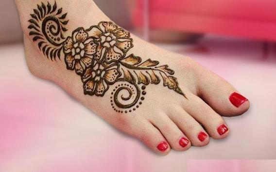 Feet Mehndi Designs Photos : Foot feet mehndi designs apk download free art & design app for