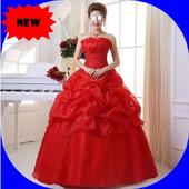 Design Wedding Dress icon