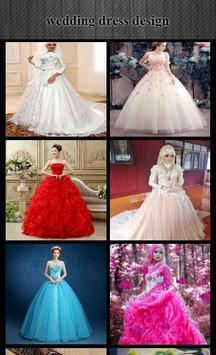 Design Wedding Dress poster