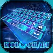 Virtual Hologram Keyboard Simulator icon